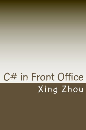 C# in Front Office