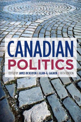Canadian Politics 9781442601215
