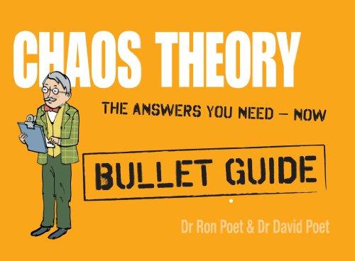 Chaos Theory 9781444144390