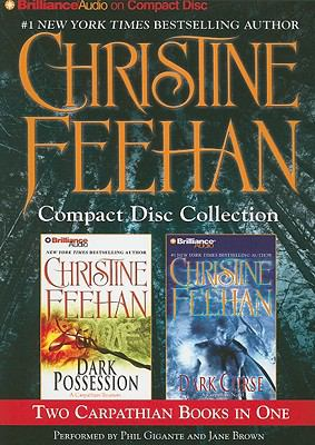 Christine Feehan Collection: Dark Possession, Dark Curse 9781441850485