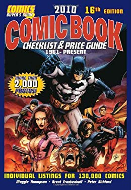 Comic Book Checklist & Price Guide 9781440203862
