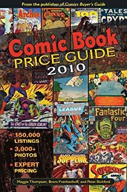 Comic Book Price Guide 9781440213991