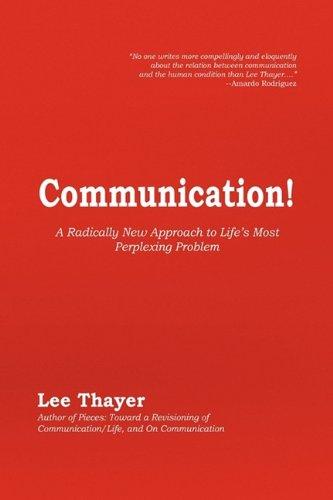 Communication! 9781441568564