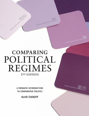 Comparing Political Regimes: A Thematic Introduction to Comparative Politics 9781442600126