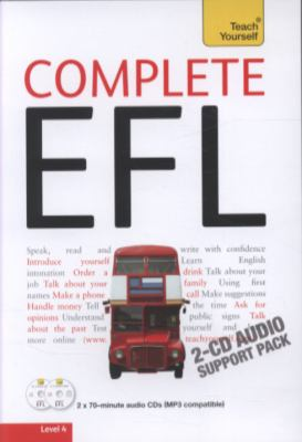 Teach Yourself Complete English as a Foreign Language 9781444105483