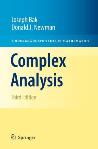Complex Analysis 9781441972873