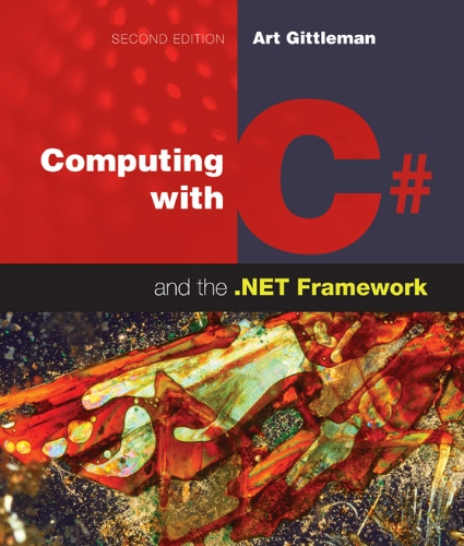 Computing with C# and the .Net Framework 9781449615505