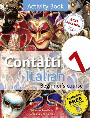 Contatti Italian 1: Beginner's Course 9781444139365