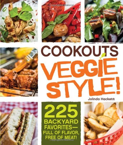 Cookouts Veggie Style! 9781440512407