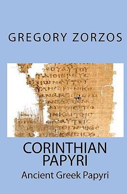 Corinthian Papyri 9781441420169