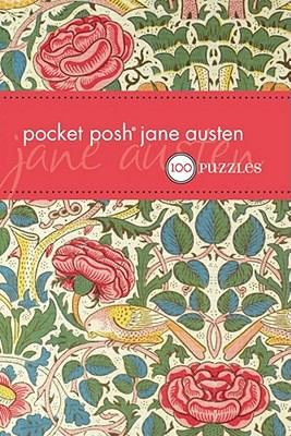 Pocket Posh Jane Austen: 100 Puzzles & Quizzes 9781449401238