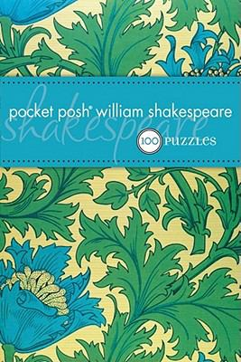 Pocket Posh William Shakespeare: 100 Puzzles & Quizzes 9781449401252