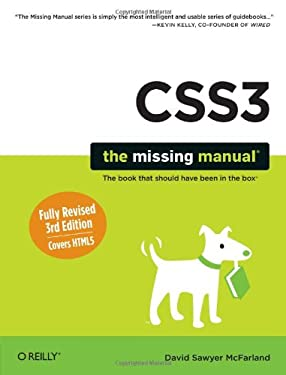 Css3: The Missing Manual 9781449325947