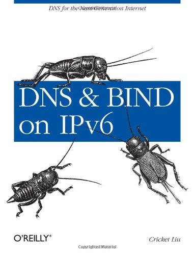 DNS and Bind on Ipv6 9781449305192