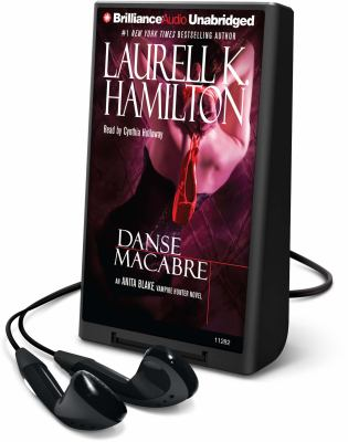 Danse Macabre: An Anita Blake, Vampire Hunter Novel [With Headphones] 9781441838025