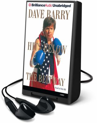 Dave Barry Hits Below the Beltway [With Earbuds] 9781441833907