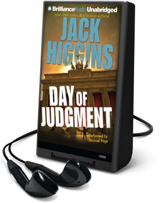 Day of Judgment [With Earbuds] 9781441892690