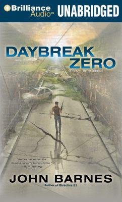Daybreak Zero 9781441862228