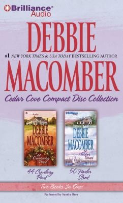 Debbie Macomber Cedar Cove Compact Disc Collection: 44 Cranberry Point/50 Harbor Street 9781441851031