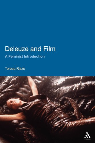 Deleuze and Film: A Feminist Introduction 9781441113405