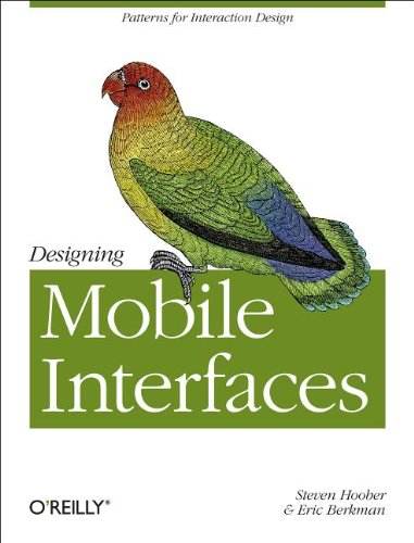 Designing Mobile Interfaces 9781449394639