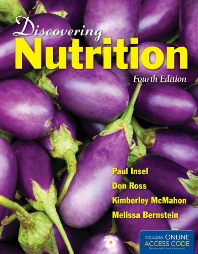 Discovering Nutrition - 4th Edition