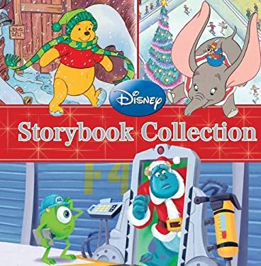 Disney Classics Storybook Collection 9781445481456