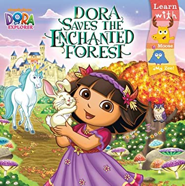 Dora Saves the Enchanted Forest 9781442427143