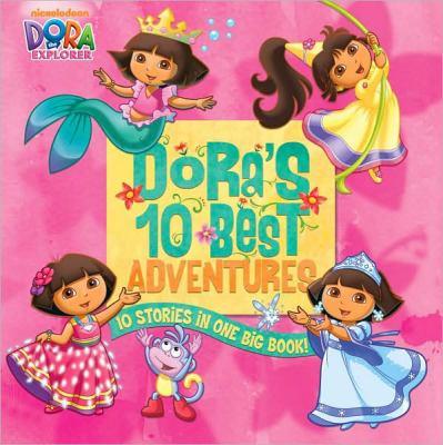 Dora's 10 Best Adventures 9781442409675