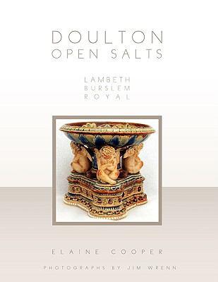 Doulton Open Salts Lambeth Burslem Royal 9781441515667