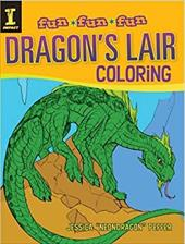 Dragon's Lair Coloring