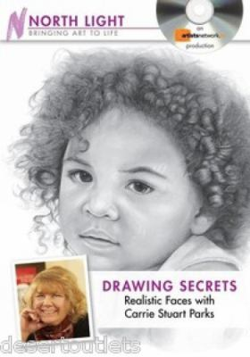 Drawing Secrets - Realistic Faces 9781440313721