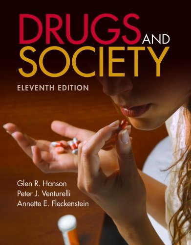 Drugs and Society 9781449613693