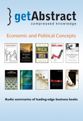Economic and Political Concepts 9781441733672