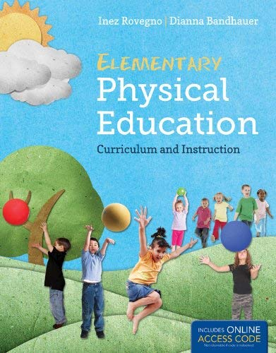 Elementary Physical Education 9781449657192