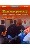 Emergency Care and Transportation of the Sick and Injured 9781449685881