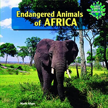pictures of animals in africa. Endangered Animals of Africa