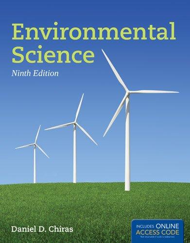 Environmental Science 9781449645311