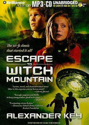 Escape to Witch Mountain 9781441858771
