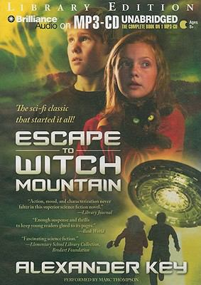 Escape to Witch Mountain 9781441858788