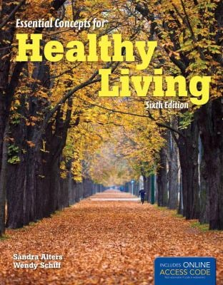 Essential Concepts for Healthy Living - Book Only