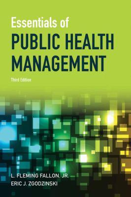 Essentials of Public Health Management 9781449618964