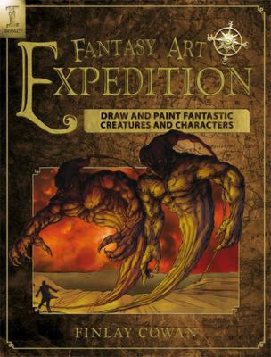 Fantasy Art Expedition 9781440303876