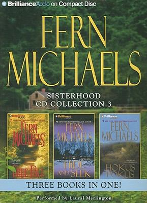 Fern Michaels Sisterhood CD Collection 3: Free Fall, Hide and Seek, Hokus Pokus 9781441811950