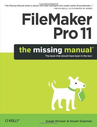 FileMaker Pro 11 9781449382599