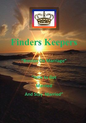 Finders Keepers: Breslov on Marriage. 9781442185890