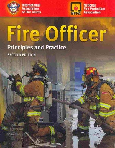 Fire Officer: Principles and Practice 9781449601621