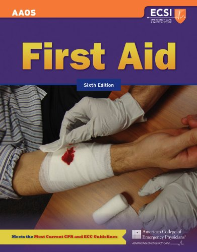 First Aid 9781449609429