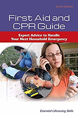 First Aid and CPR Guide 9781449637200