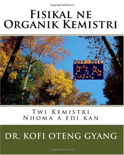 Fisikal Ne Organik Kemistri 9781449929244